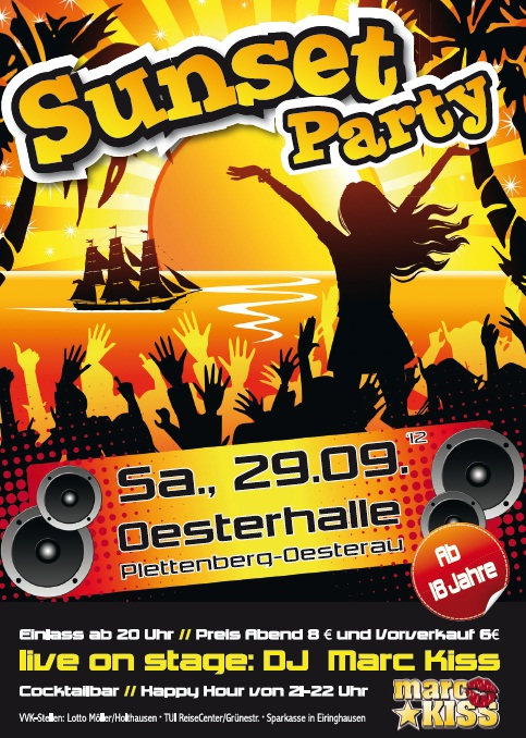 SunsetParty2012